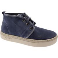 kengät Naiset Korkeavartiset tennarit Natural World NAW6151977ma blu