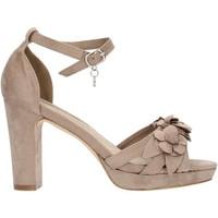 kengät Naiset Sandaalit ja avokkaat Xti 32036 Taupe