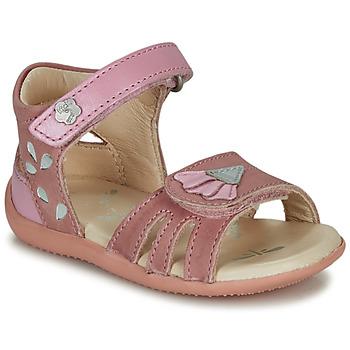 kengät Tytöt Sandaalit ja avokkaat Kickers BICHETTA Pink