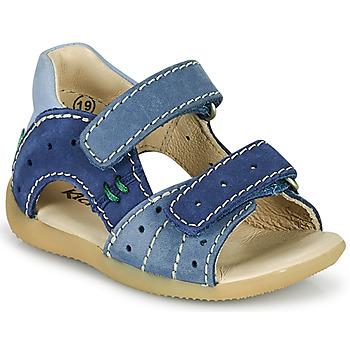kengät Pojat Sandaalit ja avokkaat Kickers BOPING-3 Blue