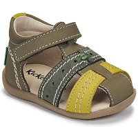 kengät Lapset Sandaalit ja avokkaat Kickers BIGBAZAR-3 Green