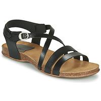 kengät Naiset Sandaalit ja avokkaat Kickers ANATOMIUM Black