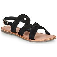 kengät Naiset Sandaalit ja avokkaat Kickers DIBA-3 Black