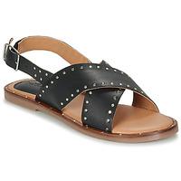 kengät Naiset Sandaalit ja avokkaat Kickers KICLA Black