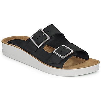 kengät Naiset Sandaalit Kickers OVIDA Musta