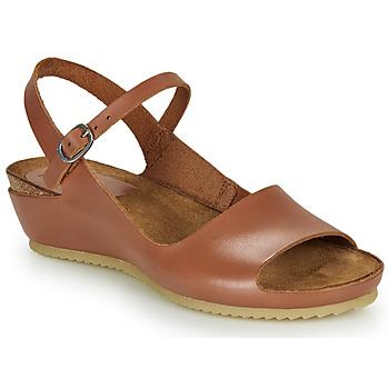 kengät Naiset Sandaalit ja avokkaat Kickers TAKIKA Brown