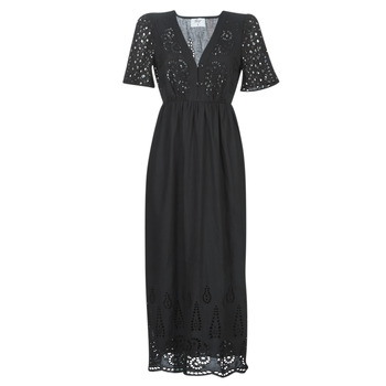 vaatteet Naiset Pitkä mekko Betty London  Black