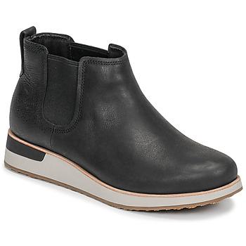 kengät Naiset Bootsit Merrell ROAM CHELSEA Black