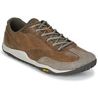 kengät Miehet Urheilukengät Merrell TRAIL GLOVE 5 LTR Brown