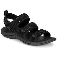 kengät Naiset Urheilusandaalit Merrell SIREN 2 STRAP Black