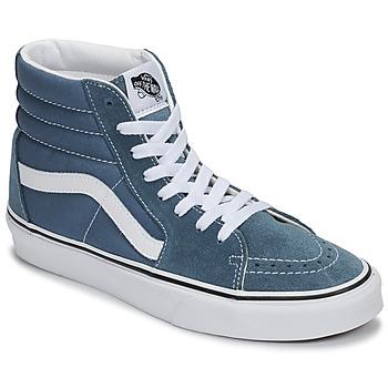 kengät Korkeavartiset tennarit Vans SK8-HI Blue