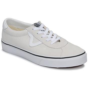 kengät Matalavartiset tennarit Vans VANS SPORT White