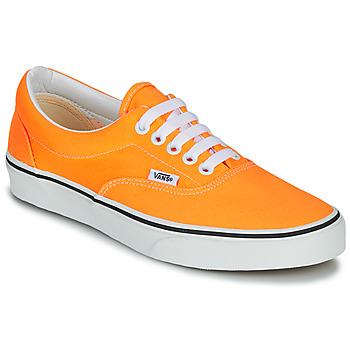 kengät Naiset Matalavartiset tennarit Vans ERA NEON Orange