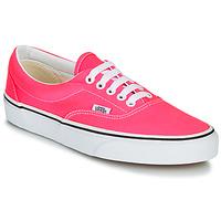 kengät Naiset Matalavartiset tennarit Vans ERA NEON Pink