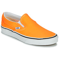 kengät Naiset Tennarit Vans CLASSIC SLIP-ON NEON Orange