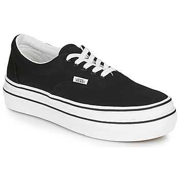 kengät Naiset Matalavartiset tennarit Vans SUPER COMFYCUSH ERA Black