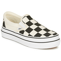 kengät Naiset Tennarit Vans SUPER COMFYCUSH SLIP-ON White / Black