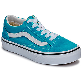 kengät Lapset Matalavartiset tennarit Vans OLD SKOOL Blue