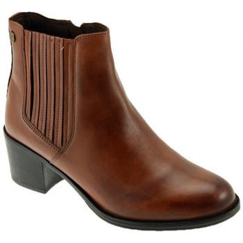 kengät Naiset Nilkkurit Caprice  Monivärinen