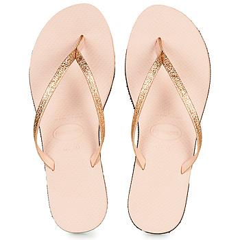 kengät Naiset Varvassandaalit Havaianas YOU SHINE Pink