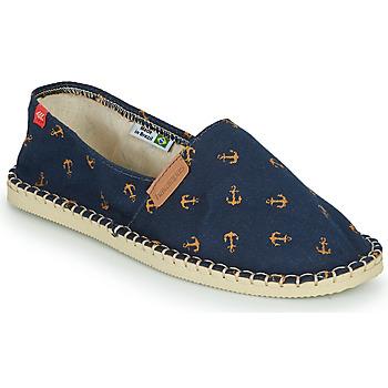 kengät Espadrillot Havaianas ORIGINE BEACH Laivastonsininen