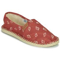 kengät Espadrillot Havaianas ORIGINE BEACH Red
