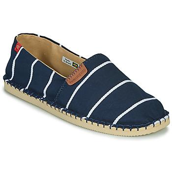 kengät Espadrillot Havaianas ORIGINE PREMIUM III Laivastonsininen / White