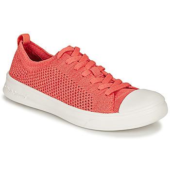 kengät Naiset Matalavartiset tennarit Hush puppies SUNNY K4701 SA4 Vaaleanpunainen