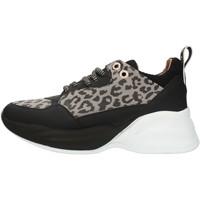 kengät Naiset Matalavartiset tennarit Alexander Smith S73696 Gray and Black