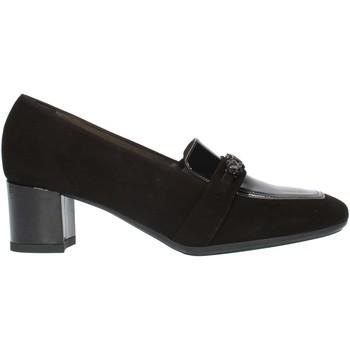 kengät Naiset Korkokengät Enval 4296011 Black
