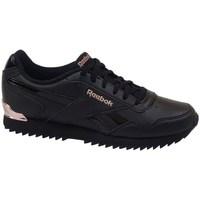 kengät Naiset Matalavartiset tennarit Reebok Sport Royal Glide Mustat