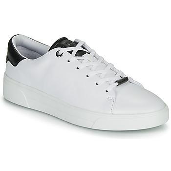 kengät Naiset Matalavartiset tennarit Ted Baker ZENIB White