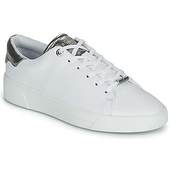 kengät Naiset Matalavartiset tennarit Ted Baker ZENIS White