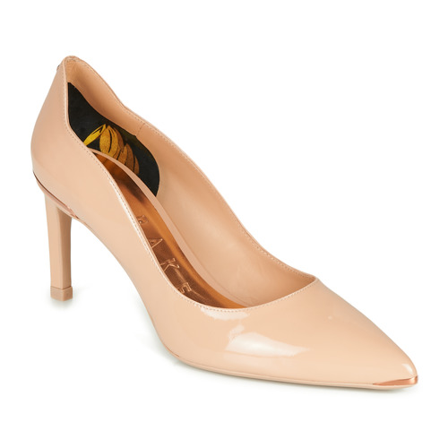 kengät Naiset Korkokengät Ted Baker ERIINL Vaaleanpunainen