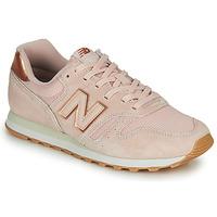 kengät Naiset Matalavartiset tennarit New Balance 373 Vaaleanpunainen