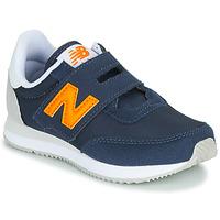kengät Lapset Matalavartiset tennarit New Balance 720 Sininen / Keltainen