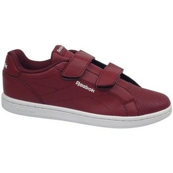 kengät Lapset Matalavartiset tennarit Reebok Sport Royal Complete Cln Tummanpunainen