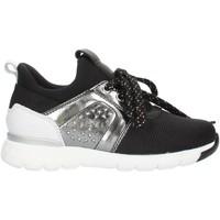 kengät Tytöt Matalavartiset tennarit Nero Giardini A830650F Black