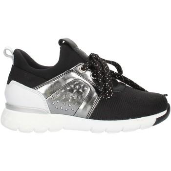 kengät Tytöt Matalavartiset tennarit NeroGiardini A830650F Black