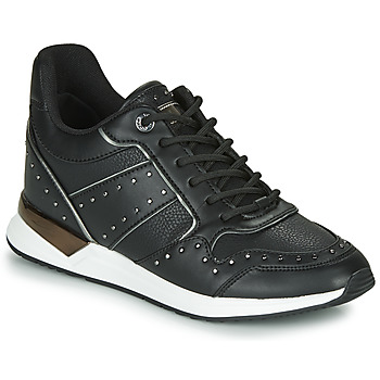 kengät Naiset Matalavartiset tennarit Guess FL5REJ-ELE12-BLACK Musta