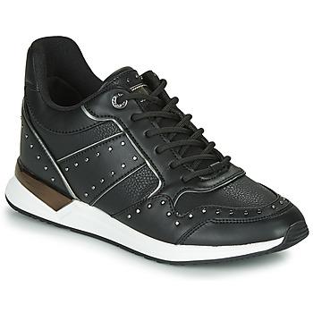 kengät Naiset Matalavartiset tennarit Guess  Black