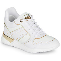 kengät Naiset Matalavartiset tennarit Guess FL5REJ-ELE12-WHITE White