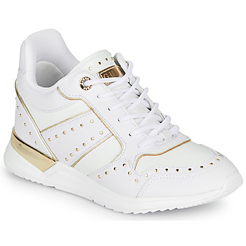 kengät Naiset Matalavartiset tennarit Guess FL5REJ-ELE12-WHITE Valkoinen