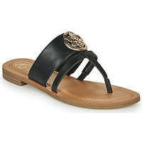 kengät Naiset Varvassandaalit Guess GENERA Black