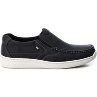 kengät Miehet Mokkasiinit Xti 34145 NEGRO Negro
