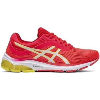 kengät Naiset Juoksukengät / Trail-kengät Asics Gelpulse 11 Punainen,Vaaleanpunaiset