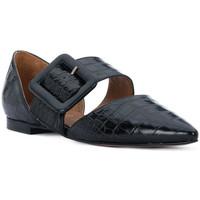 kengät Naiset Balleriinat Priv Lab COCCO NERO Nero