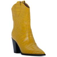 kengät Naiset Nilkkurit Priv Lab OCRA COCCO Giallo