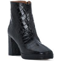 kengät Naiset Nilkkurit Priv Lab NERO COCCO Nero