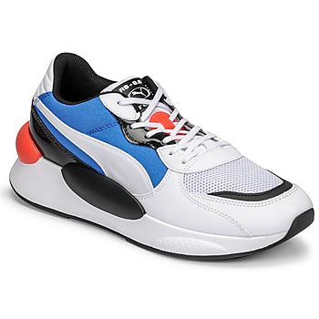 kengät Miehet Matalavartiset tennarit Puma RS 9.8 MERMAID Valkoinen / Musta / Sininen